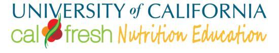 UC CalFresh Logo