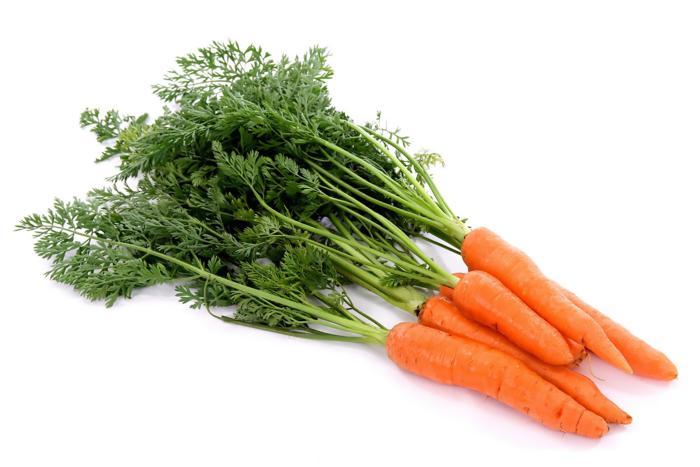 8 april carrots